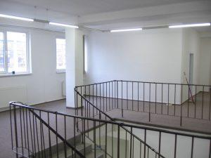 Rekonstrukce kanceláří Fackelman