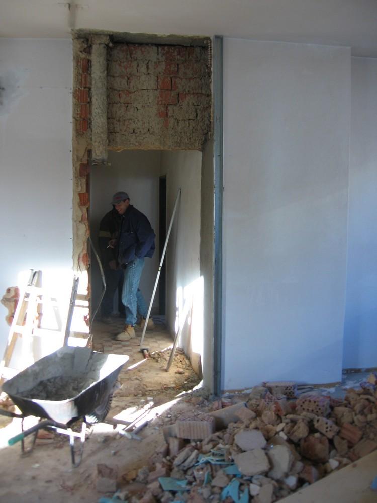 Rekonstrukce kanceláří FACKELMANN