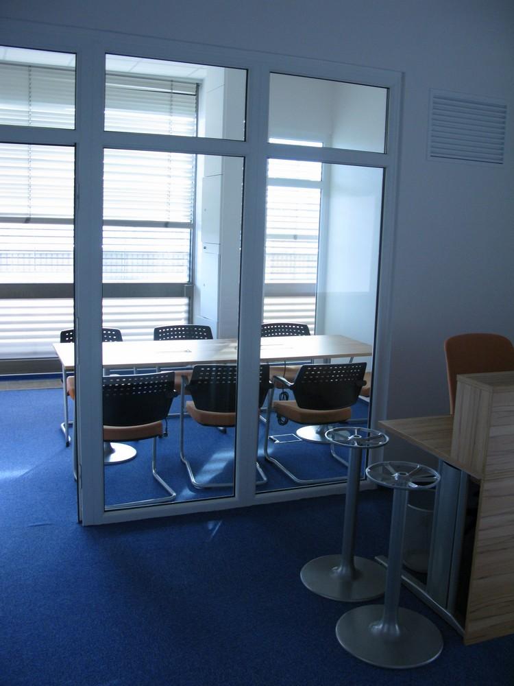 rekonstrukce kanceláří
