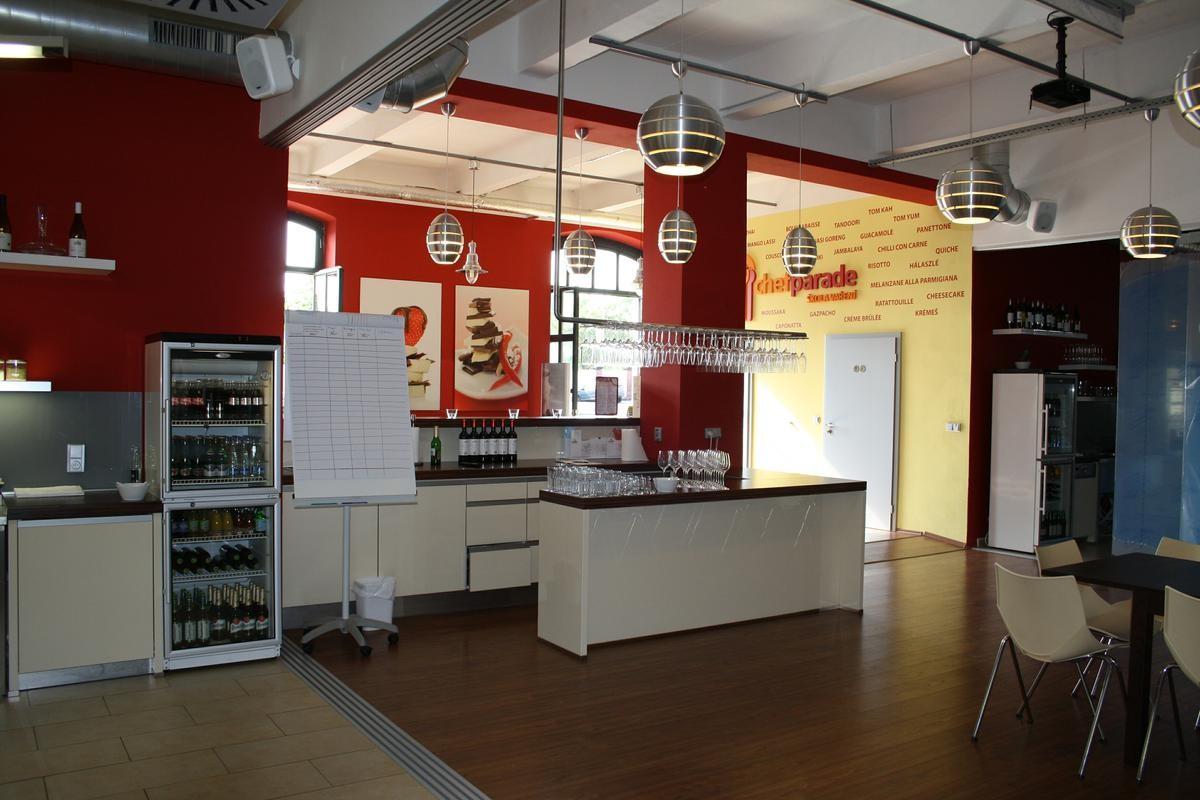 studia Chefparade škola vaření po rekonstrukci
