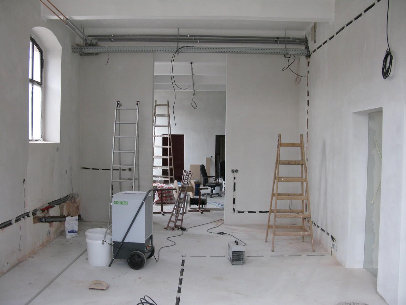 rekonstrukce studia Chefparade škola vaření