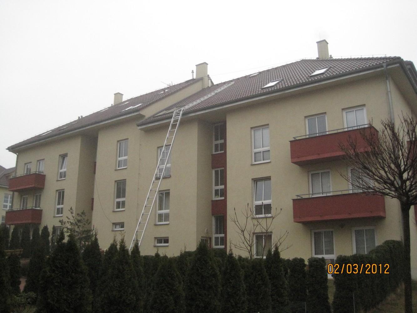 objekty bytového komplexu Mladotova ul.