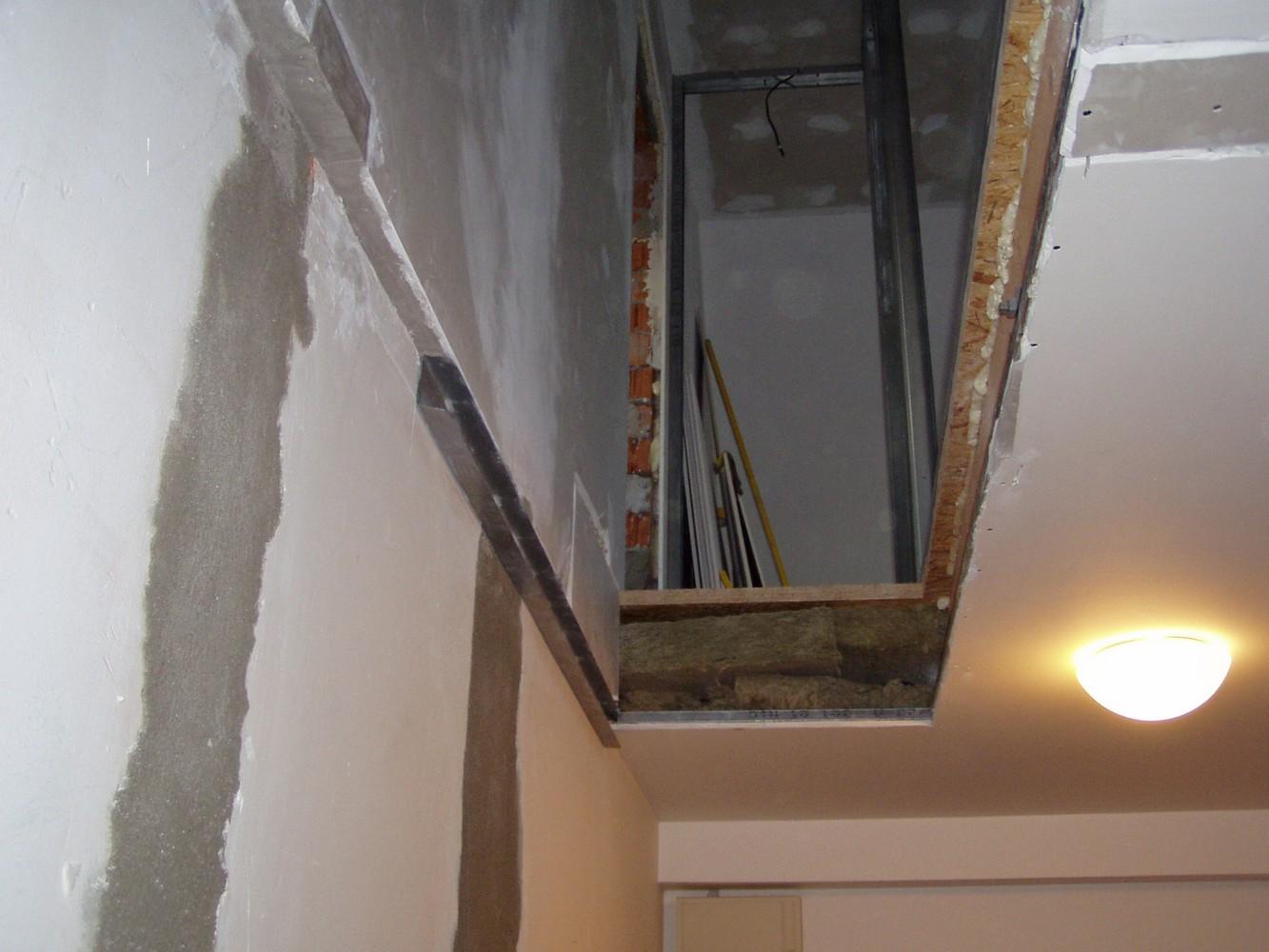 schodišťové otvory