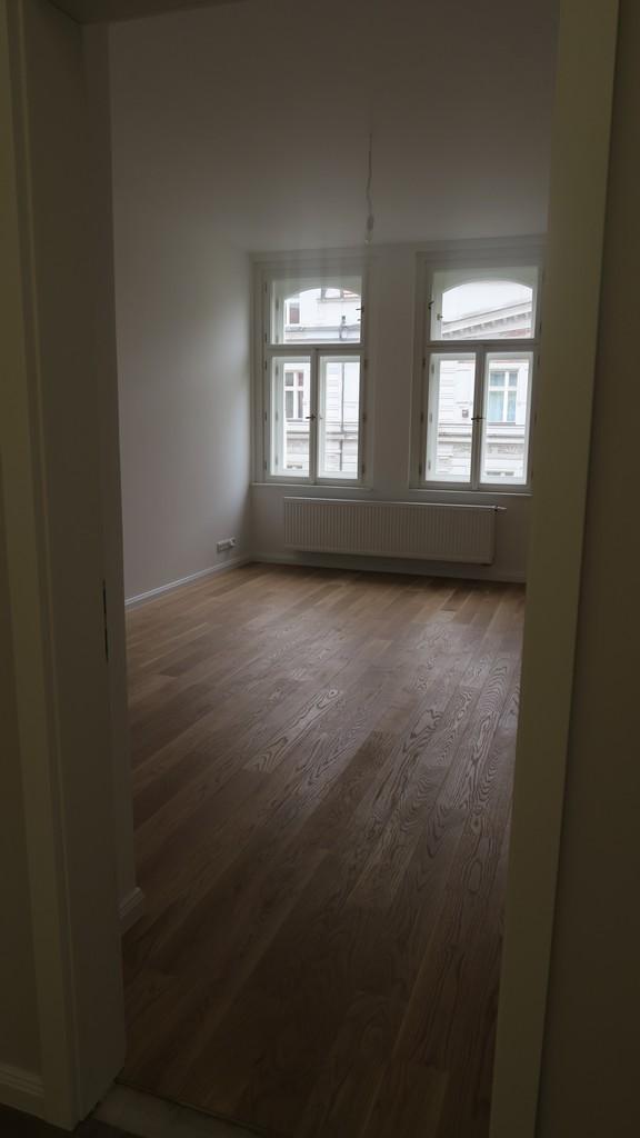 dětský pokoj bytu po rekonstrukci