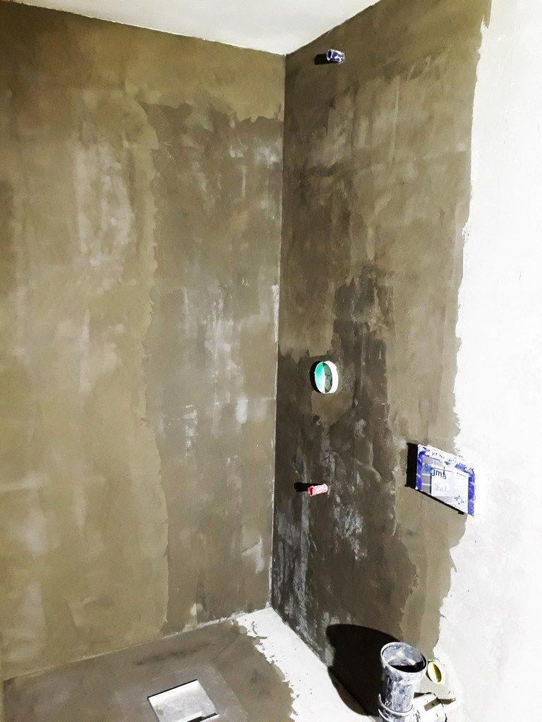koupelna hydroizolace sprchový kout