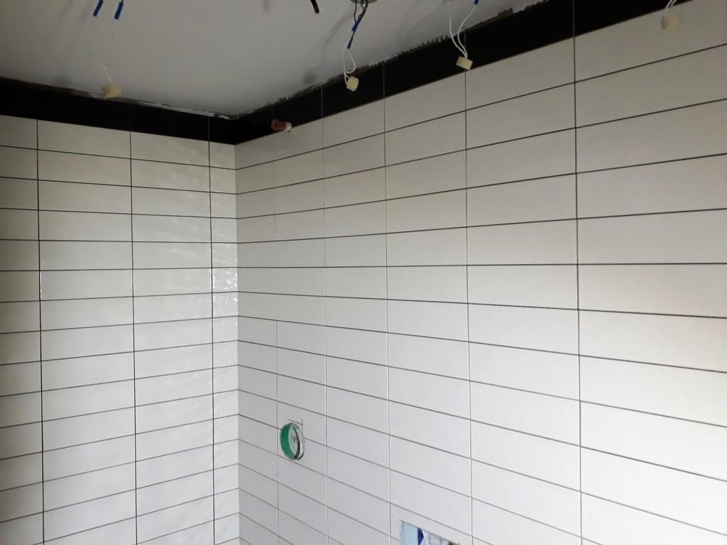 koupelna  montáž obkladů