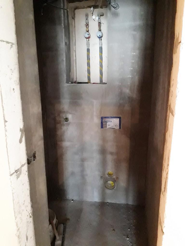 toaleta omítky