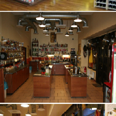 Rekonstrukce provozovny Chefprarade