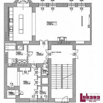 Generální rekonstrukce bytové jednotky