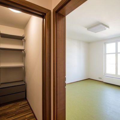 Generální rekonstrukce bytové jednotky na klíč, Praha 6